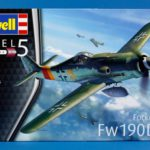Focke-Wulf FW 190 D-9 – Revell 03930 - Review