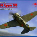 Polikarpov I-16 Type 28 – ICM 48098 – Review