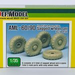 AML-60/90 Sagged Wheel set – DEF Model DW35098 - Review