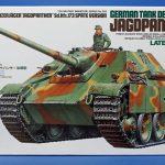 Jagdpanther - Tamiya 1/35 - WIP - Teil 1